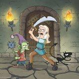 Elfo, Bean y Luci se preparan para pelear en '(Des)encanto'