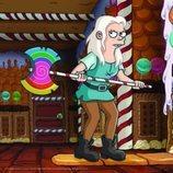 La princesa Bean coge un hacha de piruleta en '(Des)encanto'