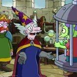 King Zøg y Sorcerio tienen encerrado a Elfo en '(Des)encanto'