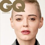 Rose McGowan, portada de GQ British
