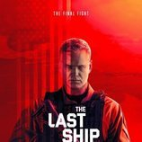 Póster de la temporada 5 de 'The Last Ship'