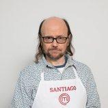 Santiago Segura, concursante de 'MasterChef Celebrity 3'