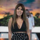 Chabelita Pantoja en el plató de 'Supervivientes 2018'