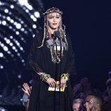 Madonna recuerda a Aretha Franklin en los MTV Video Music Awards 2018