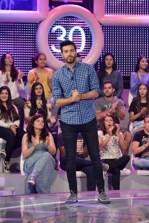 Dani Martínez presentador de 'El concurso del año'