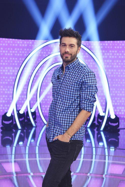 Dani Martínez, conductor de 'El concurso del año'