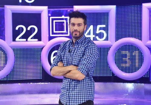 Dani Martínez, presentador del concurso 'El concurso del año'