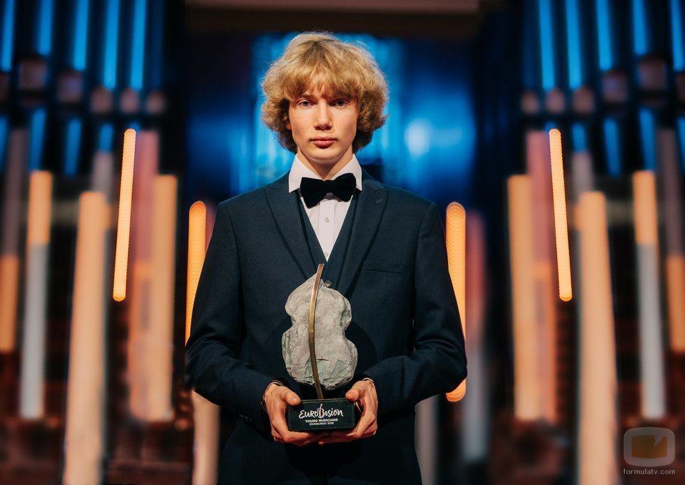Rusia gana Eurovisión de Jóvenes Músicos 2018 con Ivan Bessonov