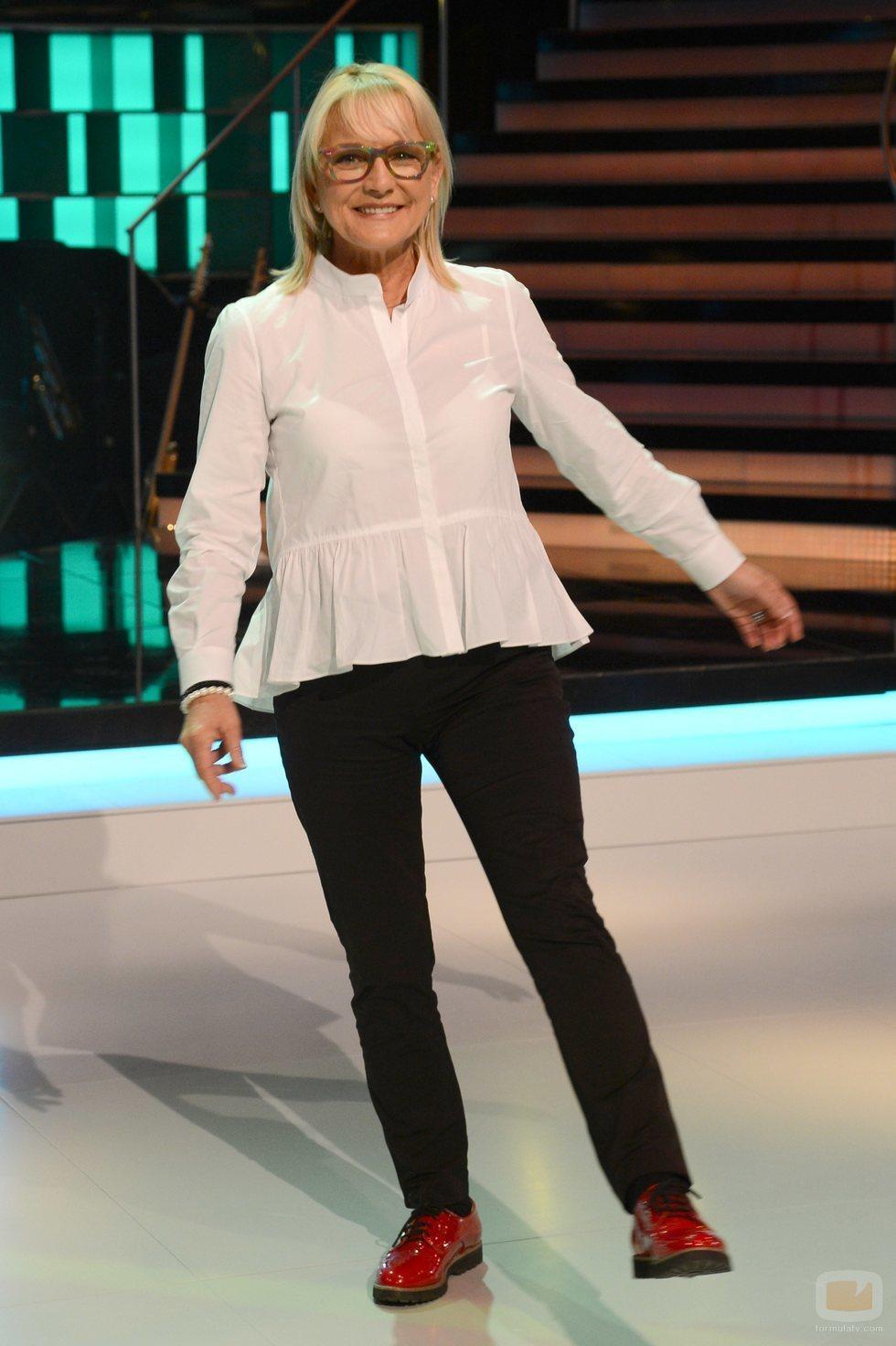 Maribel Gil, concursante de 'MasterChef' y '¡Mira quién baila!'