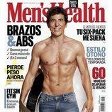 Manel Fuentes ('Tu cara me suena') luce cuerpazo en la portada de Men's Health