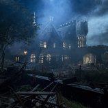 La casa embrujada de 'La maldición de Hill House'