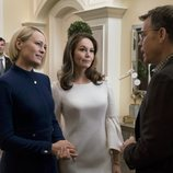 Robin Wright y Diane Lane, en la sexta temporada de 'House of Cards'