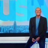 Alfonso Arús, sonriente en su programa 'Arusitys'