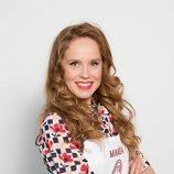 María Castro, concursante de 'MasterChef Celebrity 3'