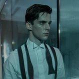 Álvaro Rico en su papel de 'Elite', la serie de Netflix