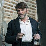 Fernando Tejero, en una escena de 'El Continental'