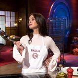 Paula Prendes, aspirante de 'MasterChef Celebrity 3'