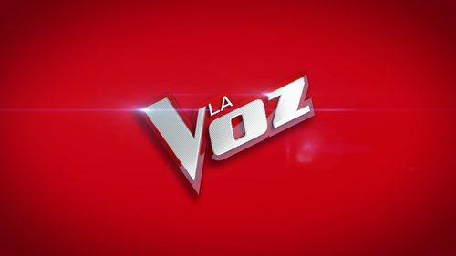 Logotipo de 'La Voz' en Antena 3