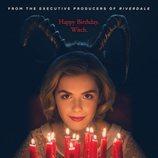 Póster oficial de 'Las escalofriantes aventuras de Sabrina', la serie de Netflix