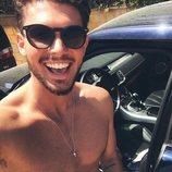 Carlos Right ('OT 2018') disfrutando del verano más sexy