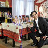 Eugeni Alemany celebra fin de año en Sin uvas no hay paraíso