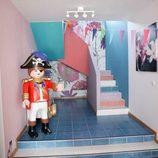 Playmobil gigante en 'Esta casa era una ruina'