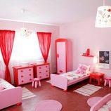 Habitación rosa en 'Esta casa era una ruina'