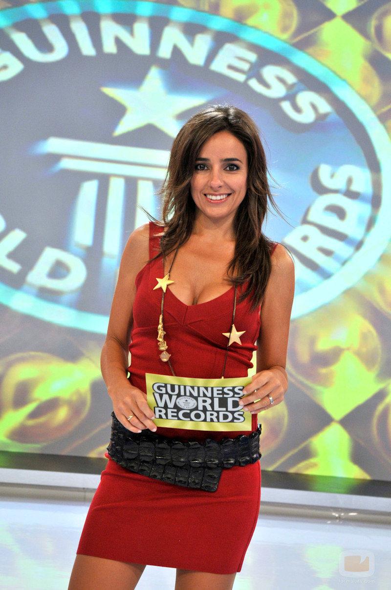 carmen aecayde  Carmen Alcayde Carmen Alcayde presenta 39Guinness World Records39 Fotos