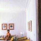 Jorge Brazález ('Masterchef 5') se desnuda en el salón de su casa