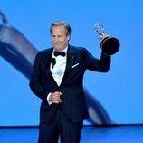 Jeff Daniels ganador de una estatuilla en los Emmy 2018