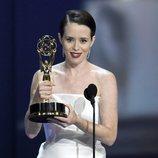 Claire Foy ganadora del Emmy a la mejor actriz de drama