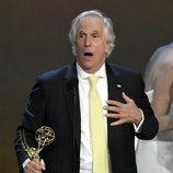 Henry Winkler, ganador del Emmy 2018 al mejor actor de reparto en comedia