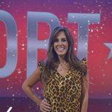 Anabel Pantoja en el plató de 'GH VIP: El debate'