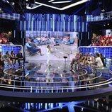 Plató de 'GH VIP: El debate'