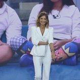 Sandra Barneda, presentadora de 'GH VIP: El debate'