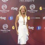 Carmen Lomana, en la presentación de 'MasterChef Celebrity 3'