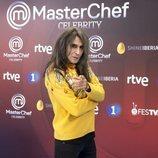 Mario Vaquerizo, en la presentación de 'MasterChef Celebrity 3'
