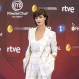 Paz Vega, en la presentación de 'MasterChef Celebrity 3'