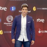 Xuso Jones, en la presentación de 'MasterChef Celebrity 3'