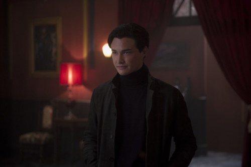 Gavin Leatherwood en 'Las escalofriantes aventuras de Sabrina'