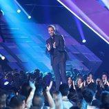 Roberto Leal presentando la Gala 0 de 'OT 2018'