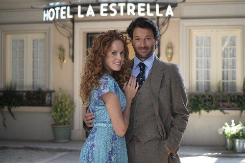María Castro y Fernando Andina son Natalia y Gabriel en 'Amar es para siempre'