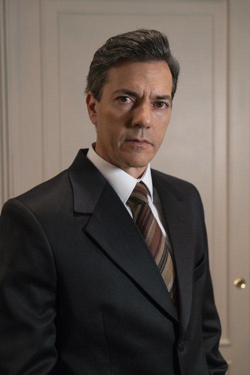 Miguel Hermoso interpreta a Domingo Calleja en 'Amar es para siempre'