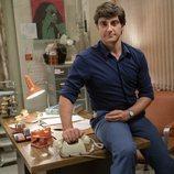 Robert González es Álvaro De La Vega en 'Amar es para siempre'
