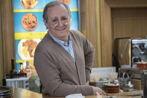 José Antonio Sayagües es Pelayo Gómez en 'Amar es para siempre'