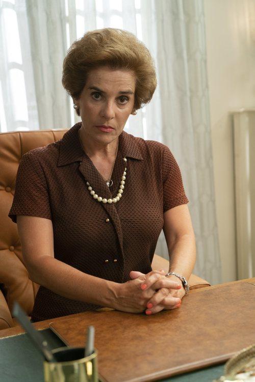 Anabel Alonso interpreta a Benigna Castro en 'Amar es para siempre'