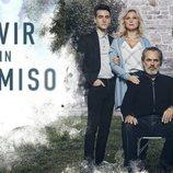 Àlex Monner, Pilar Castro, José Coronado y Giulia Charm en 'Vivir sin permiso'