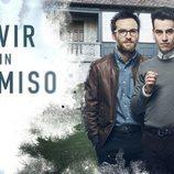 Póster oficial de Àlex Monner y Ricardo Gómez en 'Vivir sin permiso'