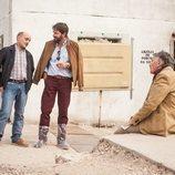 Alfonso, Francisco y compañía en la primera temporada de 'Matadero'