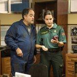 Herminio y María en la primera temporada de 'Matadero'